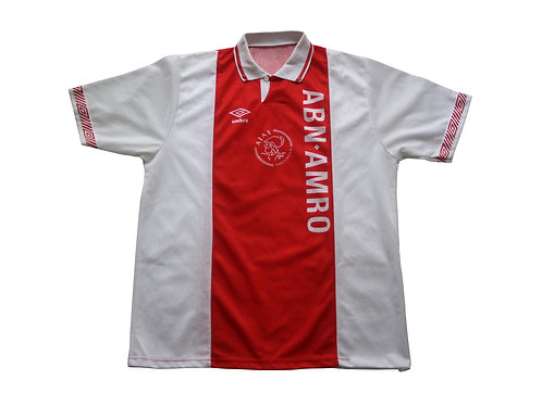 Ajax Umbro Home Shirt 1991-93 - XL