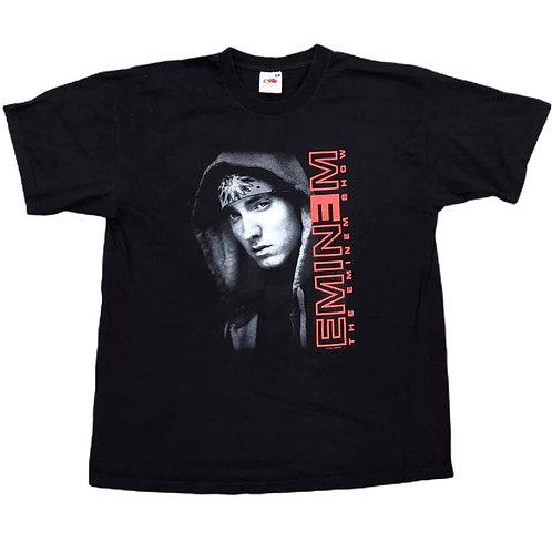 Vintage Eminem 'The Eminem Show' 2003 Tour T-Shirt - M/L