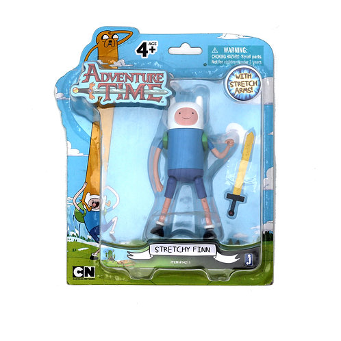 "Adventure Time 'Stretchy Finn' 5"" Figure"