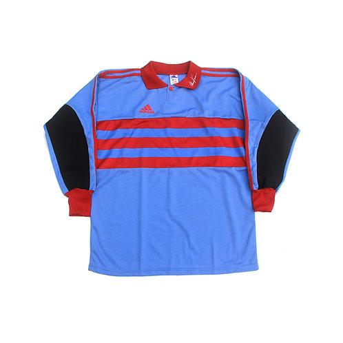 Vintage Deadstock Oliver Kahn Signature Line Goalkeeper Jersey 1998 - M