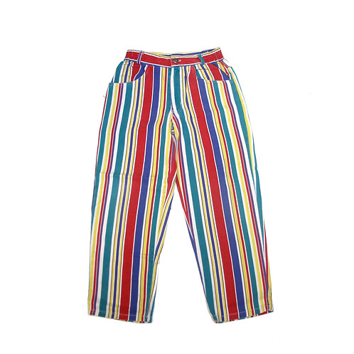 Zig Zag Stripped Trousers - Kids - 6 Years