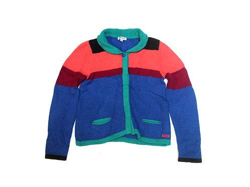 Kenzo Jungle Knitted Cardigan - Kids - 8/10 Years