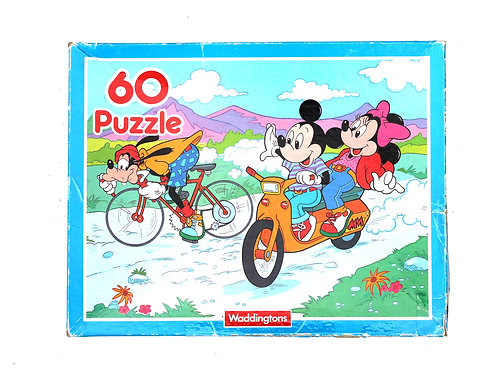 Disney 60 Piece Puzzle
