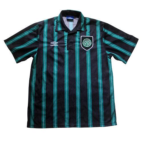 Celtic Umbro Away Shirt 1991/92 - L