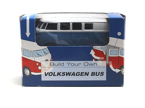 Build Your Own Volkswagen Bus Model