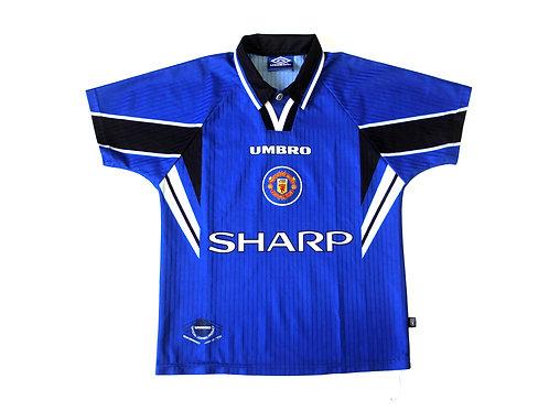 Manchester United Umbro Third Shirt 1996/98 - XXS
