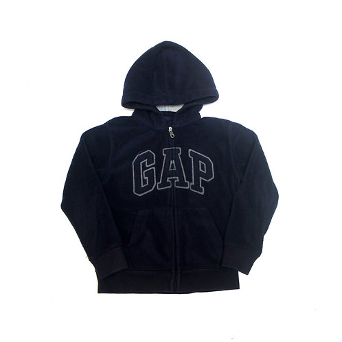 GAP Full Zip Fleece - Kids - 6/7 Years