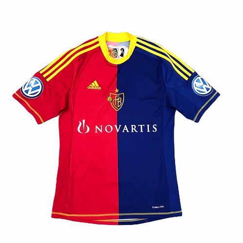 Basel FC Adidas 2012/2013 Home Shirt - S