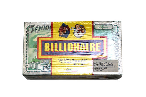 Billionaire by Spear's Games 1996