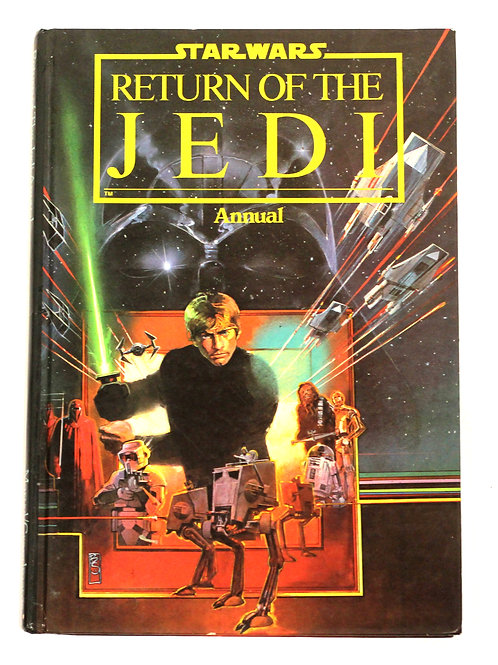 Star Wars 'Return of the Jedi Annual' 1983
