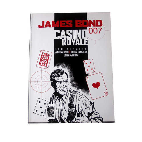 James Bond 'Casino Royale' by Ian Fleming