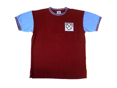 West Ham Score Draw '6' S/S Shirt - L