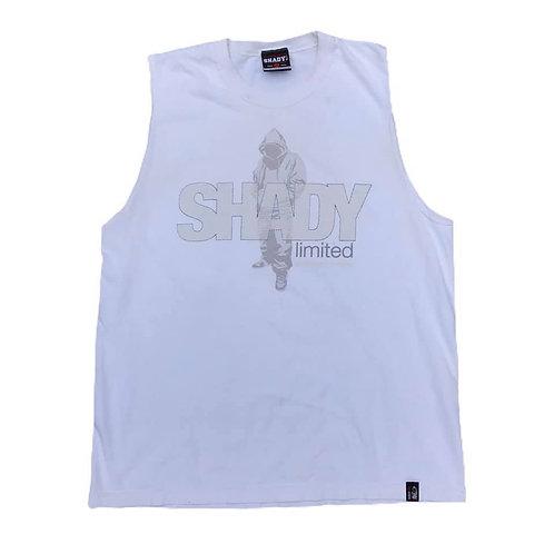 Vintage Shady LTD 'Eminem'2000s Vest - L