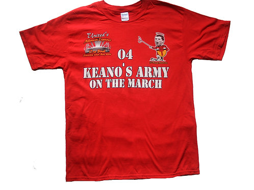 Manchester United 'FA Cup Final '04' T-Shirt - L