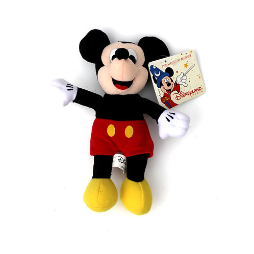 """Disney 'Mickey Mouse' 8"""" Soft Toy"""