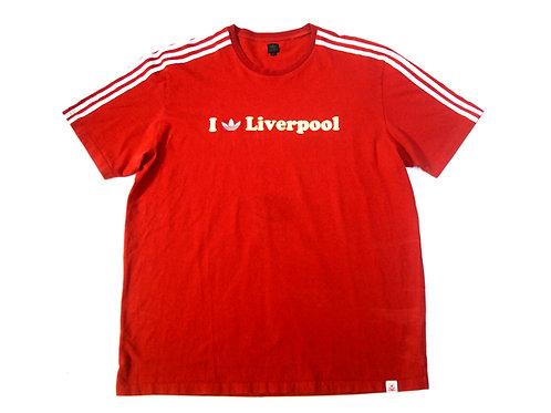 Liverpool Adidas Originals T-Shirt - XXL