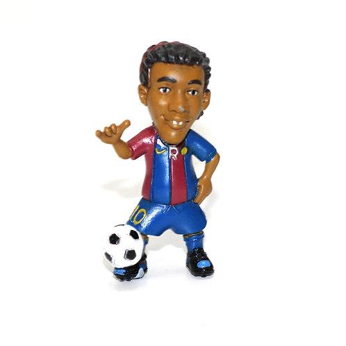 """Ronaldinho 2.5"""" Figurine"""