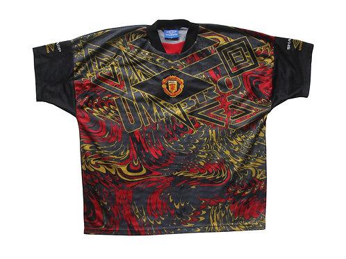 Manchester United Umbro Training Shirt 1998/99 - XL