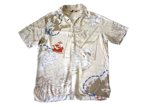 JC De Castelbajac 'Peter Pan' Shirt M/L