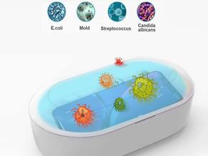 Uw Mobiel bacterievrij?