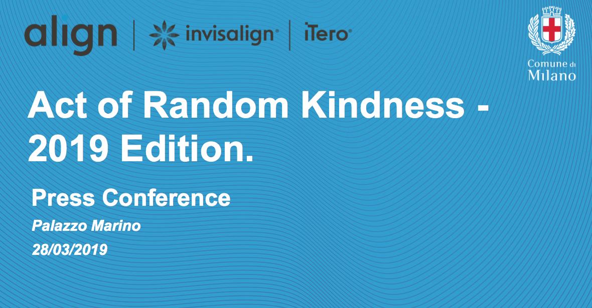 ARK Act of Random Kindness