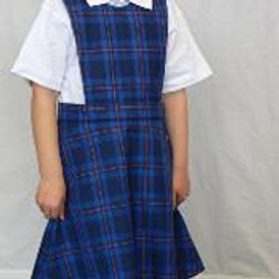 PINAFORE - BLUE/RED