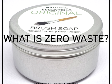 What is Zero Waste and how are we doing our bit...