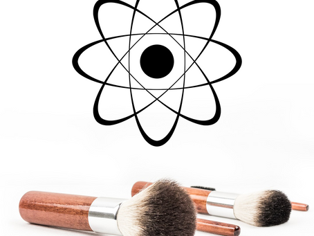 Dirty make up brushes cause wrinkles