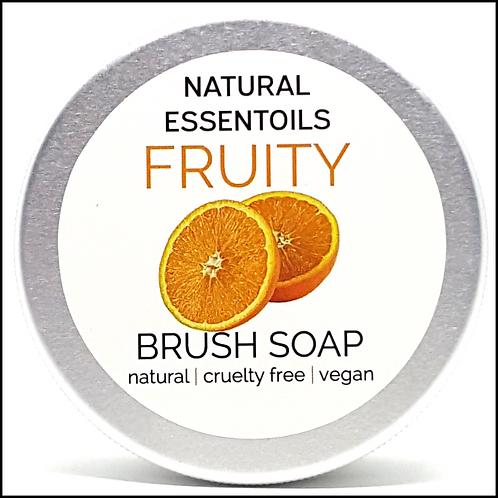 Fruity Brush Soap