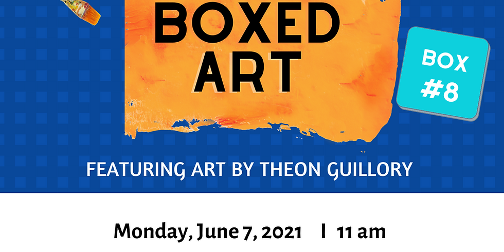 Eighth Boxed Art Unveiling