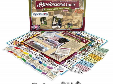 Opelousas-Opoly is here!