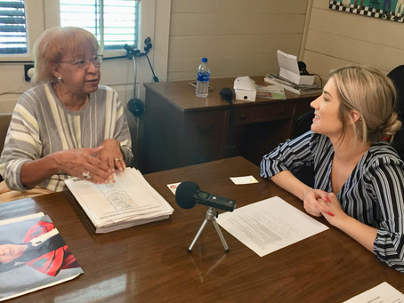 Stories Captured Oral History Project Collects City's History