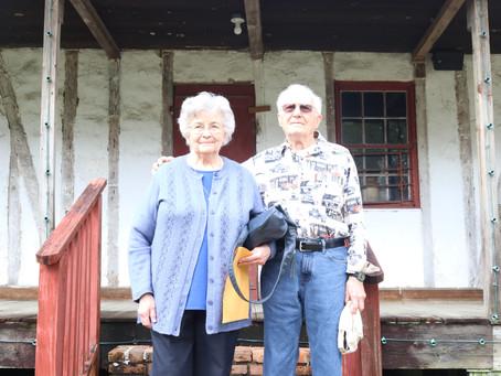 Charles and Sylvia Morel