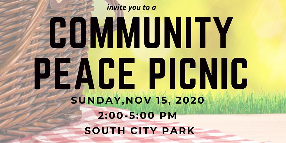 Community Peace Picnic