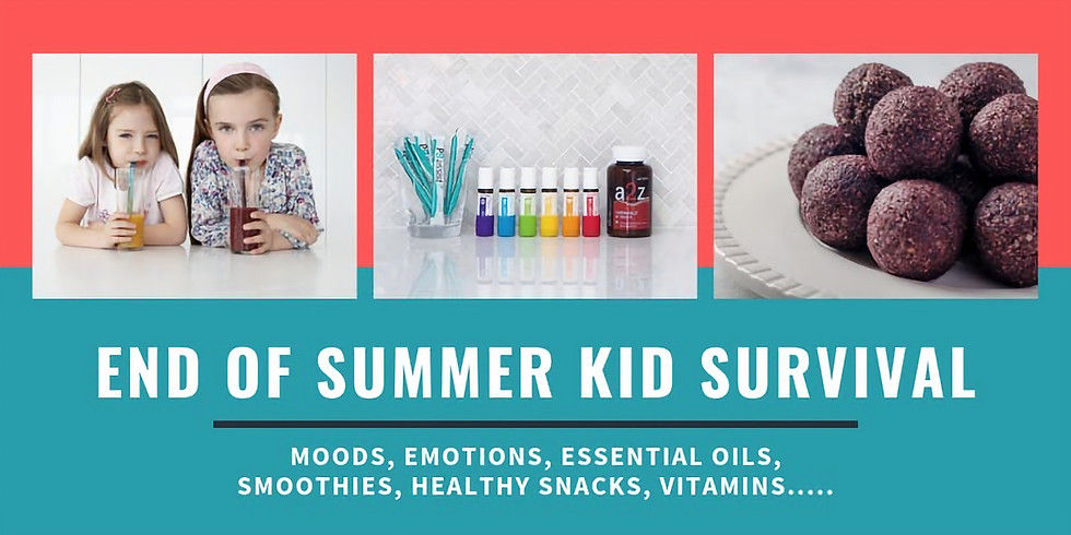 End Of Summer Kid Survival