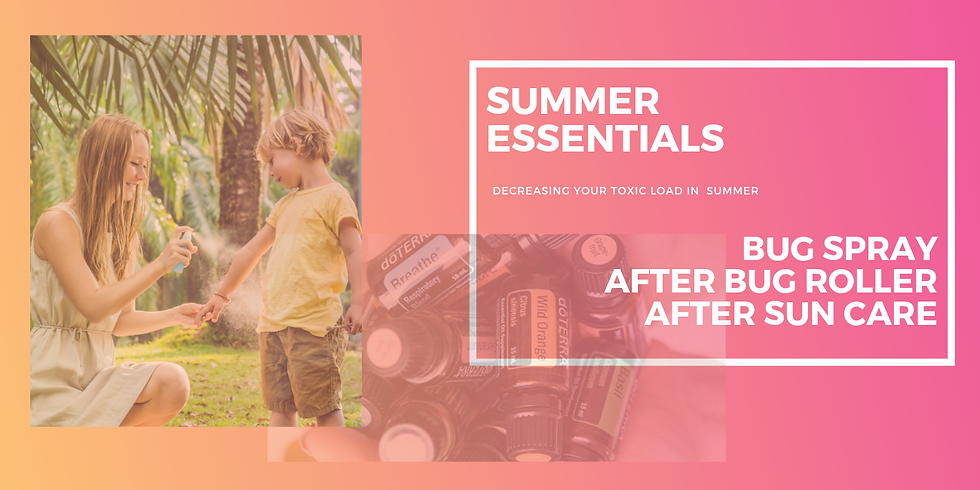 Summer Essentials With Brittany McDonald Thriving Balance