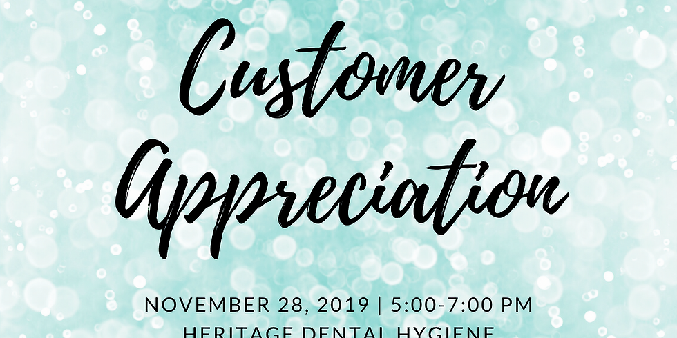 doTERRA Customer Appreciation Night