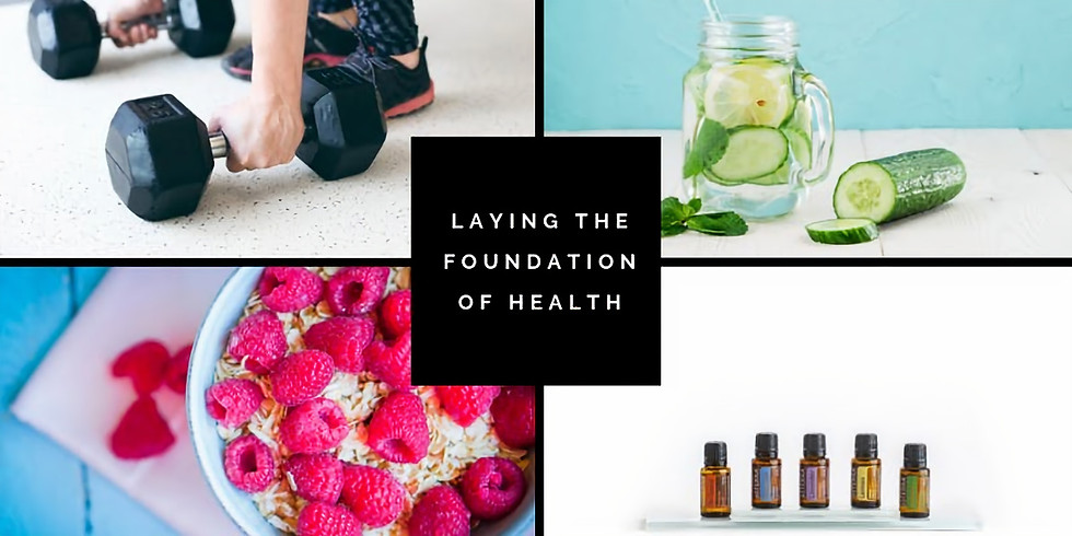 Laying The Foundations Of Health With Brittany McDonald Thriving Balance