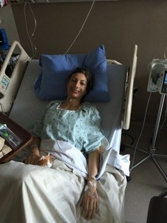Amie's Breast Cancer Journey #3 June 19, 2015