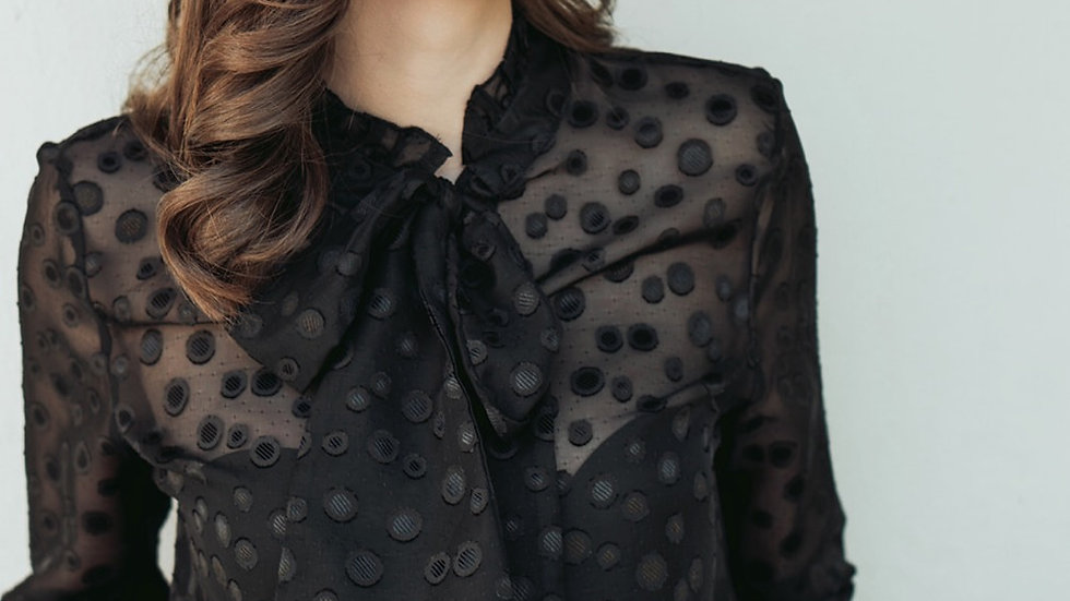 The Charlotte | Blouse