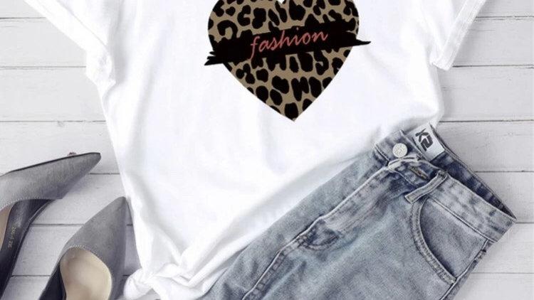 Leopard Fashion Tee