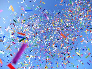 Celebrate! You've Earned It