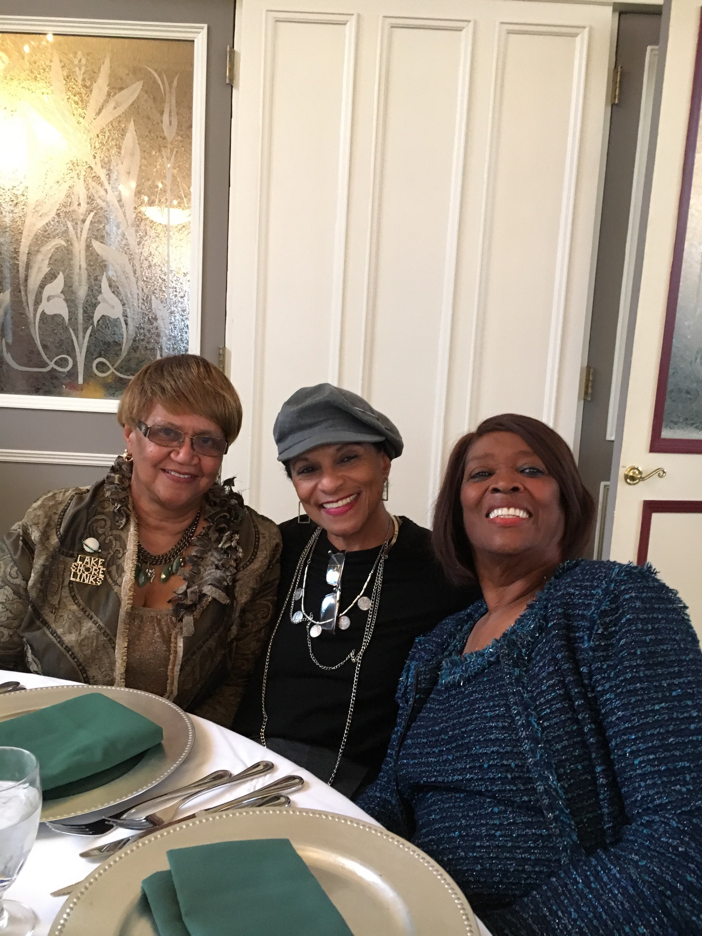 Chicago Area Chapters Founders Day Lunch