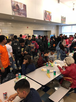 International Day at Westinghouse Prep (