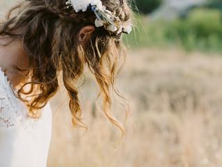 Romántica boda en Grecia