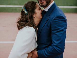 La boda de Paola