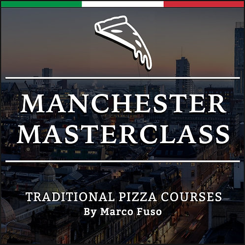 PIZZA COURSE MANCHESTER