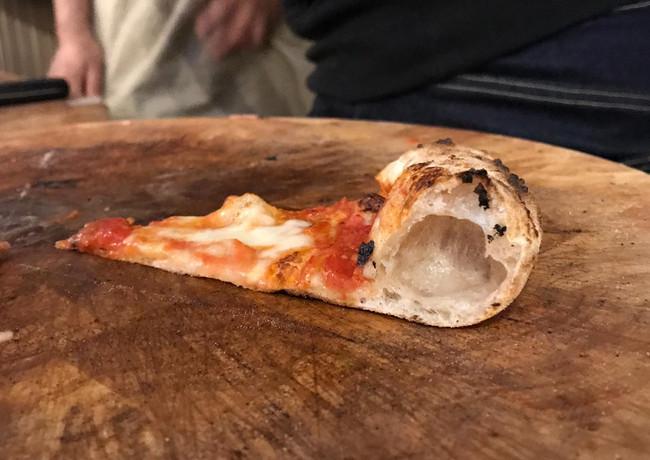 Margherita Pizza Course