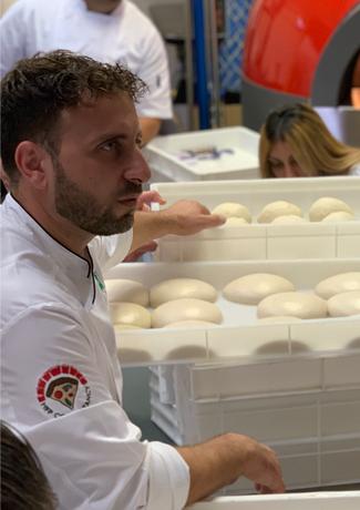 Pizza Courses Manchester Dough Balls