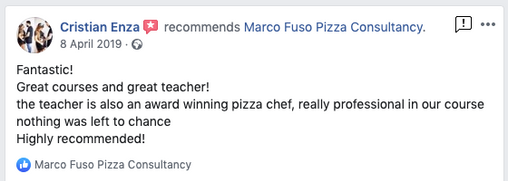 Review Pizza making class Dough Manchester